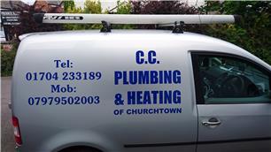 CC Plumbing & Heating