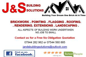 J & S Building Solutions