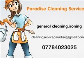 Paradise Cleaning Service