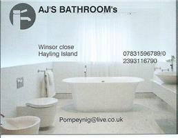 AJ'S Bathrooms