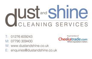 Dust and Shine Ltd