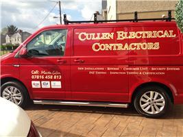 M & J Cullen Electrical Contractors