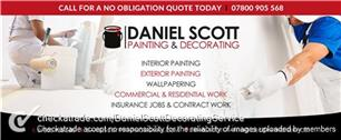 Daniel Scott Decorating Service