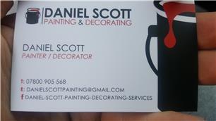 Daniel Scott Decorating Service