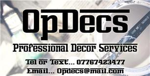 OpDecs - Professional Decor Services