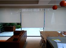 Electric motorised roller blinds fitted by brite blinds in Hove