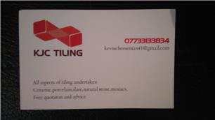KJC Tiling