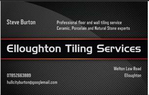 Elloughton Tiling Services