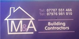 MA Roofing & Building Services