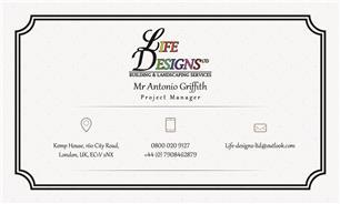 Life Designs Building & Landscaping Services Ltd