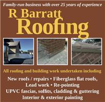 R Barratt Roofing