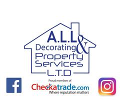 A L L Decorating & Property Services Ltd