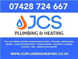 JCS Plumbing and Heating