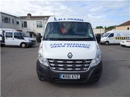 A.M.S. Drain Services Ltd