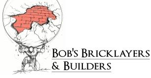 Bob's Bricklayers & Builders
