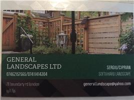 General Landscapes Ltd