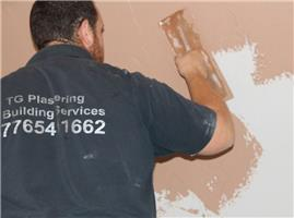 TG Plastering and Building Services