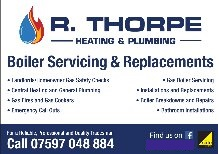 R. Thorpe Heating
