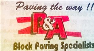 P&A Block Paving Specialists