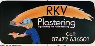 RKV Plastering