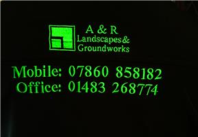 A & R Landscapes and Groundworks