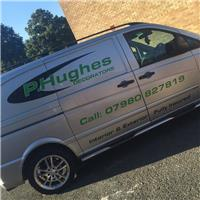 P Hughes Decorators