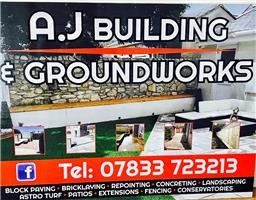 AJ Building & Groundworks