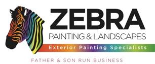 Zebra Painting & Landscapes