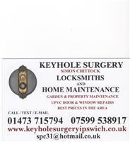 Keyhole Surgery Locksmiths & Property Maintenance