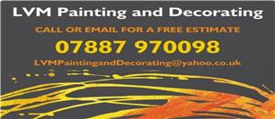 LVM Painting And Decorating