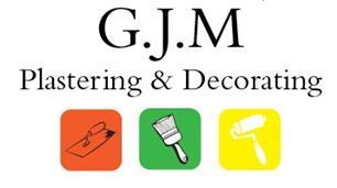 G J M Plastering & Decorating