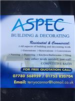 Aspec Building & Decorating