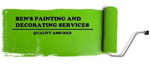 Ben's Painting & Decorating Services