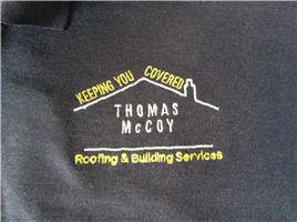 Thomas McCoy Roofing & Building