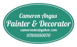 Cameron Angus Painter and Decorator