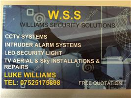 WSS Security Solutions