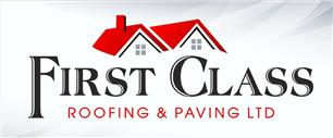 First Class Roofing & Paving Ltd