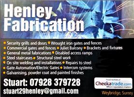 Henley Fabrication
