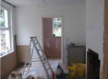 Brighton Kitchen before works