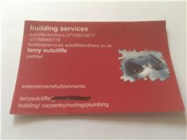 Building Services Sutcliffe Brothers