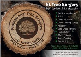 SL Tree Surgery & Landscaping