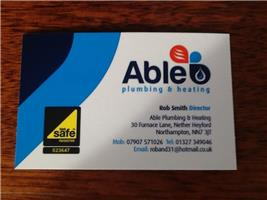 Able Plumbing and Heating