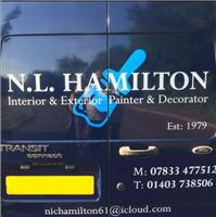N L Hamilton Painter and Decorator