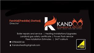 Kandoo Plumbing & Heating Ltd