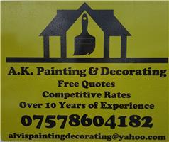 Alvis Painting, Decorating And Flooring