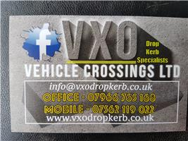 VXO Vehicle Crossings Ltd