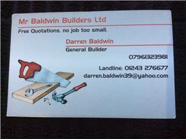 Baldwin Builders Ltd