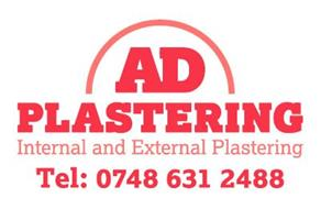 A Day Plastering