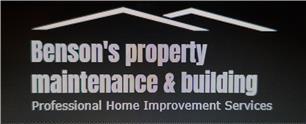 Benson's Property Maintenance & Building