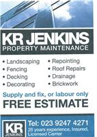 K R Jenkins Property Maintenance